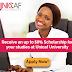 UNICAF Scholarship: $70million already awarded, apply today