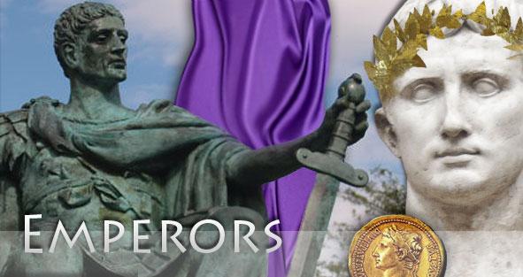 اباطرة روما