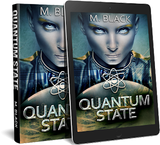 NEW RELEASE, published by CREATIVIA: Quantum State: