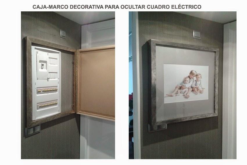 Asombroso Cajas Para Marcos De Cuadros Componente - Ideas ...