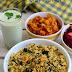 Keerai Sadam-Keerai Rice Recipe