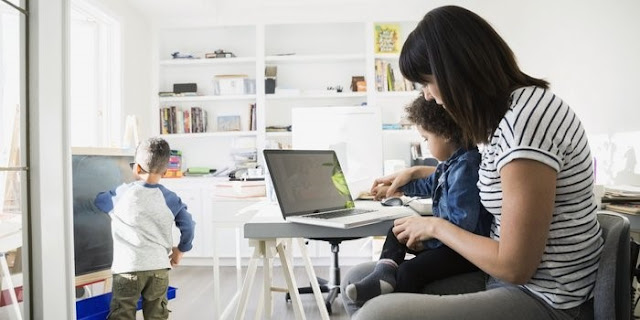 4 Usaha Rumahan Untuk Ibu Rumah Tangga Dengan Balita