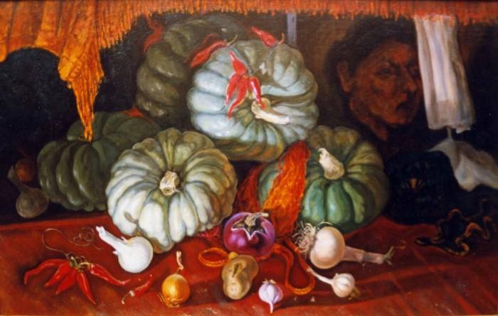 Современные художники Узбекистана. Нафиса Гильманова 3