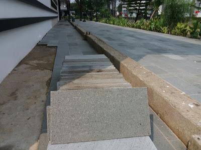 batu andesit untuk lantai