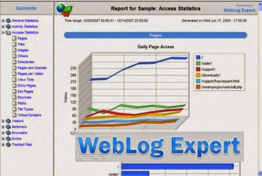 WebLog Expert 8 6 Crack - Karan PC