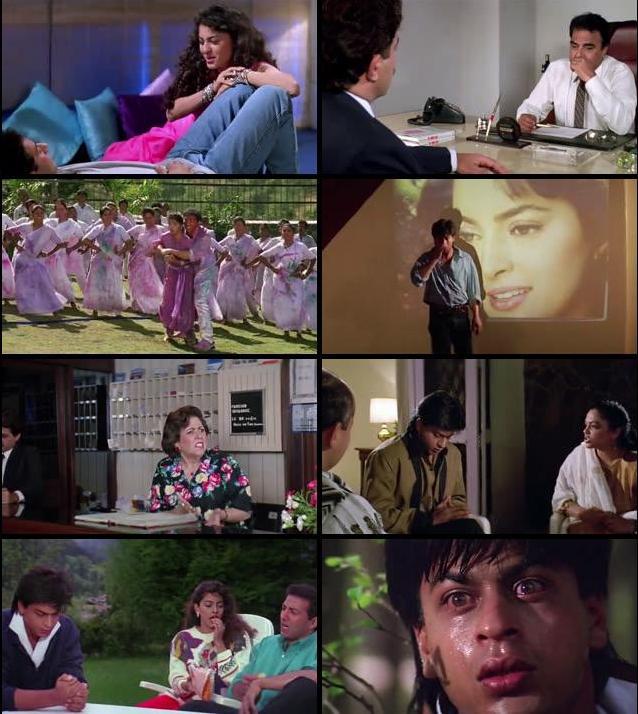 Darr 1993 Hindi 480p BluRay