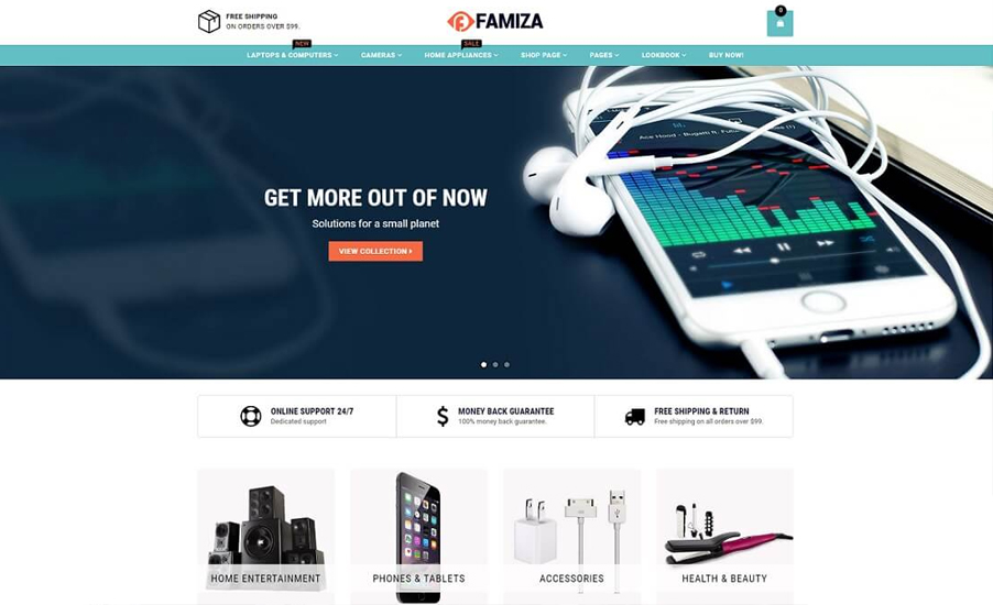 20 Best Shopify Themes for 2019 With Beautiful Designs