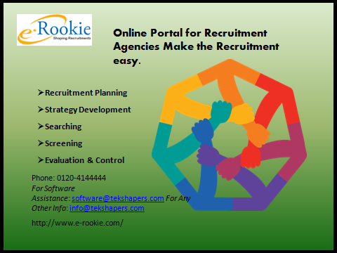 You must know about online staffing solutions system in Noida Searching for best talent.