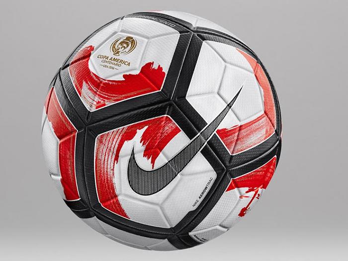 0db56e26d2241 Recientemente han publicado lo que sería la pelota oficial de la Copa  América Centenario