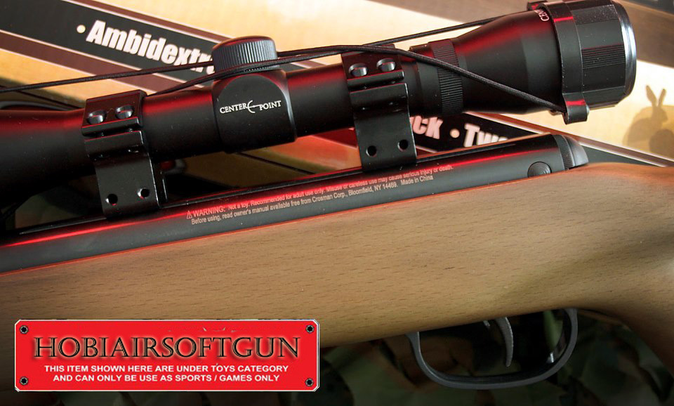 Benjamin titan gp nitro piston air rifle  177 / Mat coin 02 jobs