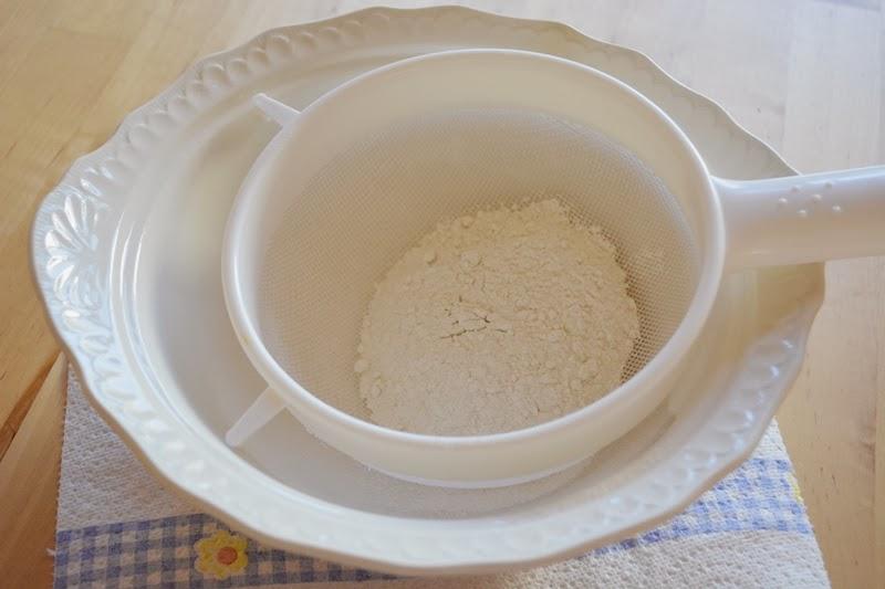 Lemon Drizzle Cake Icing Measurements