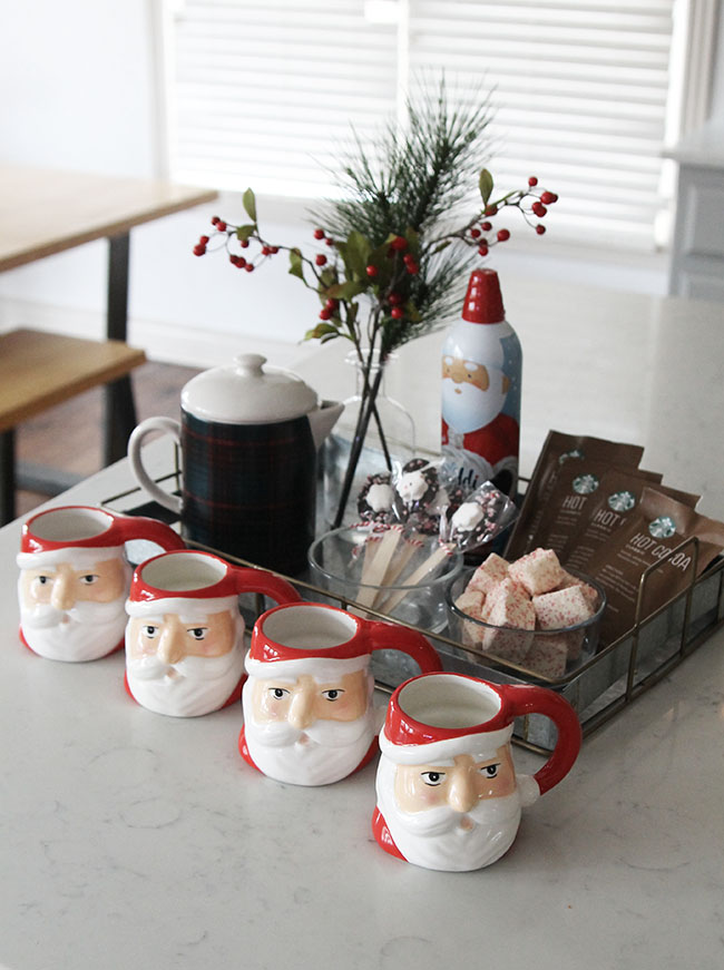 One Little Momma Hot Chocolate Bar for Kids