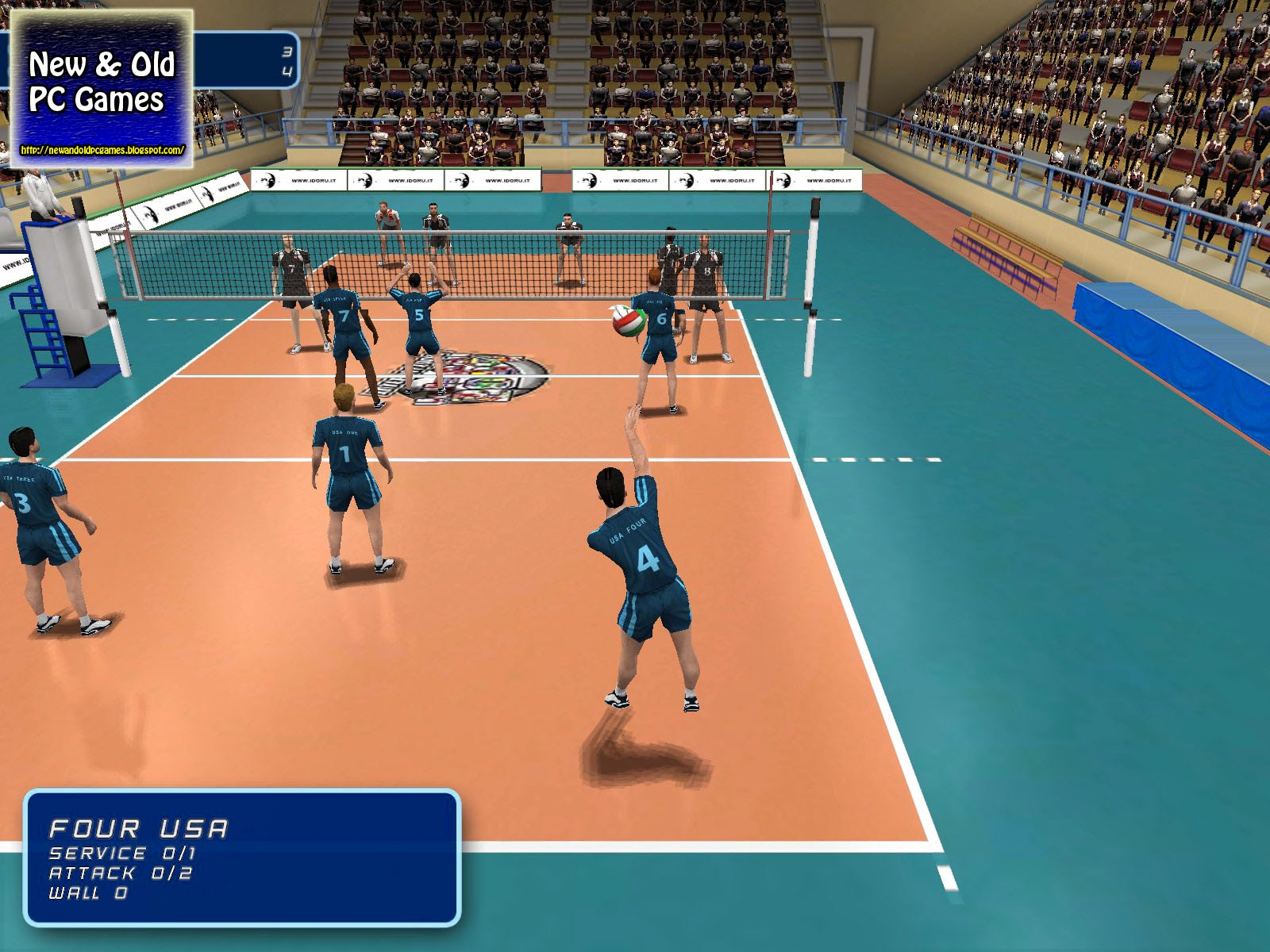 Download Game International Volleyball 2009 For PC ...