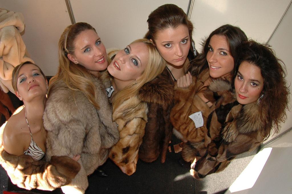 Dating fur coats