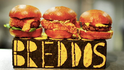 Street Food from KERB and Street Feast