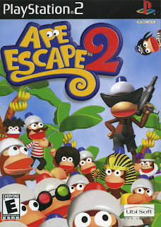 Ape Escape 2 - PS2