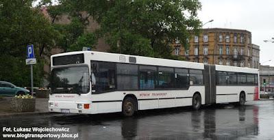 MAN NG272, Nowak Transport