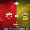 Jadwal Siaran Langsung Pertandingan Liga 1 Pekan 30 (Jumat, 9 November 2018)