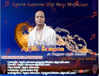 Apple Samson - Je Thugga