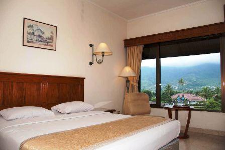 Hotel Parama Puncak, Pilihan Menginap Favorit Keluarga Saat Liburan ke Puncak-Bogor