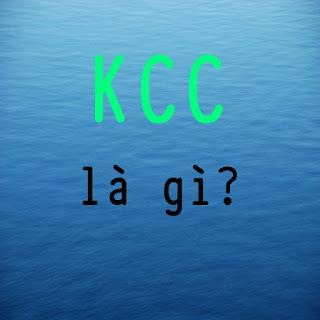 kcc la gi