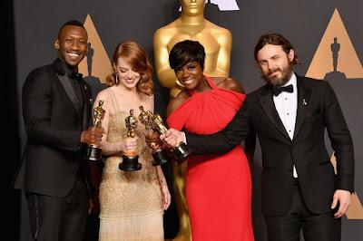 Ganadores de los Oscar 2017. Ver. Oír. Contar. CINE