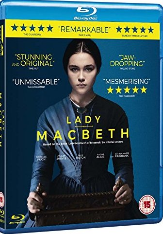 Lady Macbeth 2016 English 480p BRRip 300MB ESubs