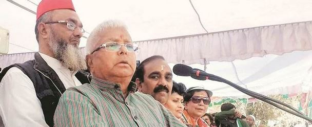 NEW DELHI: A day after the CBI raided properties associated with RJD chief Lalu Prasad, the Enforcement Directorate (ED) on Saturday raided his daughter ...