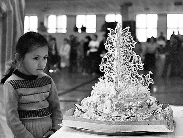 how prepared for the new year in the ussr