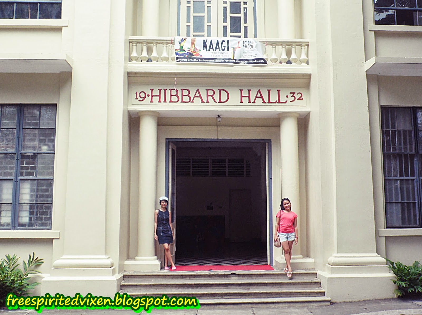 Hibbard Hall,Silliman University, Dumaguete