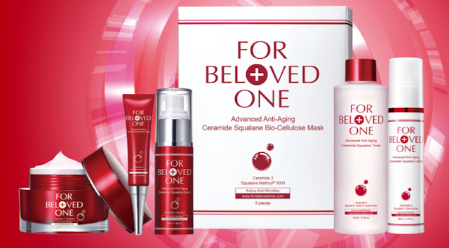 For Beloved One Advanced Anti-Aging Squalene Skincare Collection