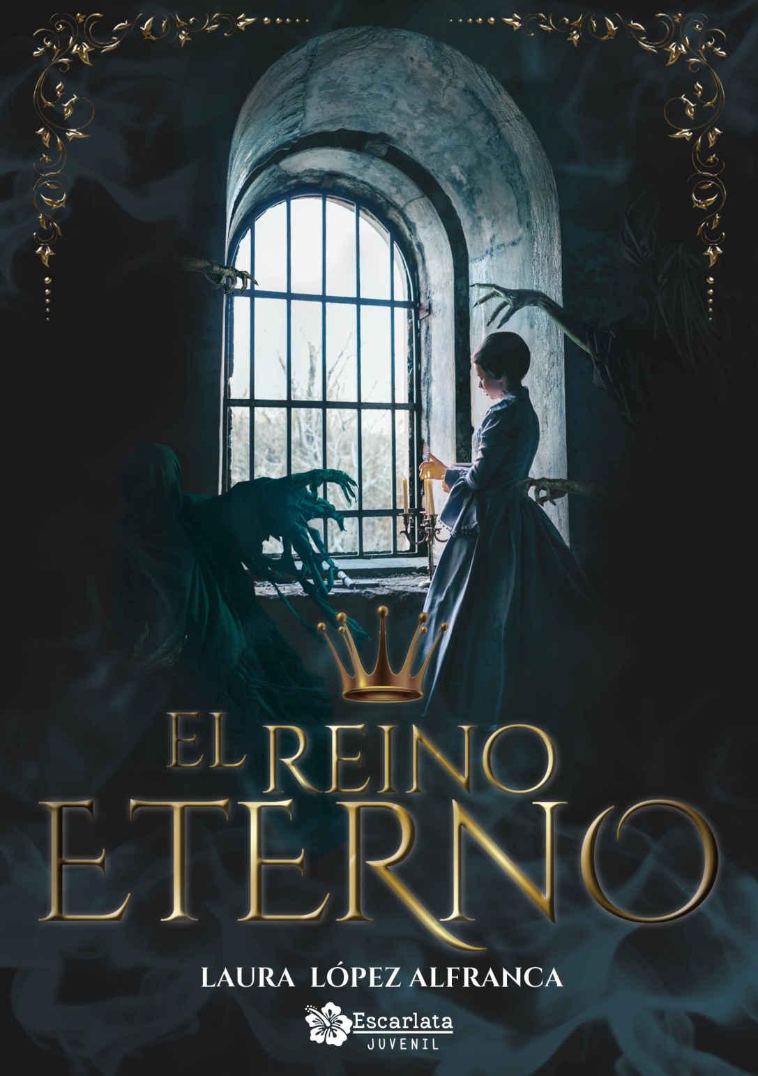 Reseña: El reino eterno - Laura López Alfranca