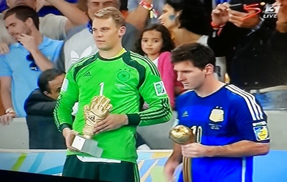 messi best player 2014