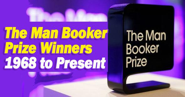 Man Booker Prize Winners List