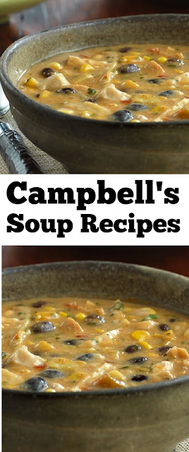 Campbells Soup Recipes #Campbellssouprecipes #campbellssoup #soup #dinner #slowcooker