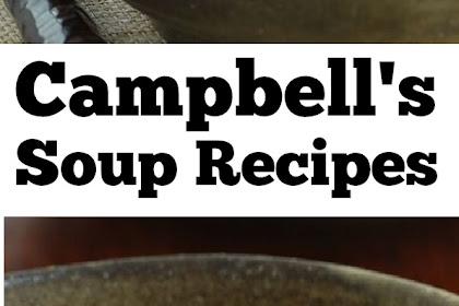 Campbells Soup Recipes #Campbellssouprecipes #campbellssoup #soup #dinner #slowcooker