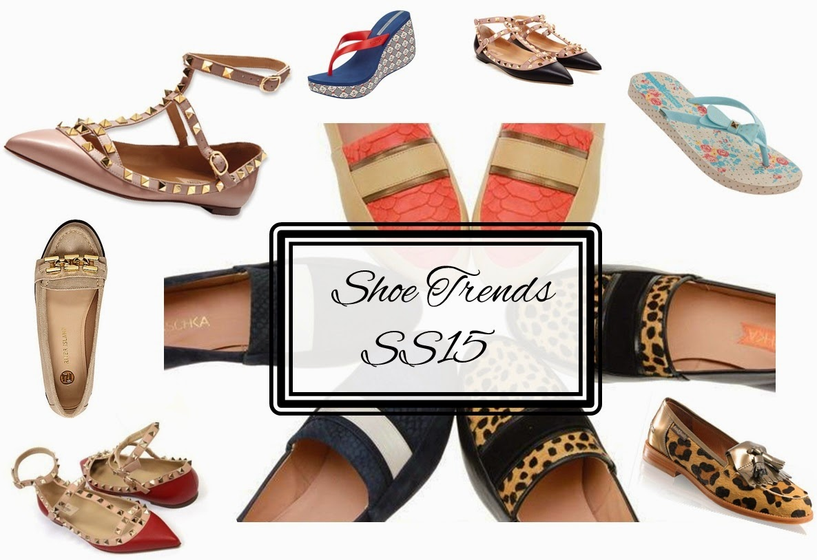 Shoe Trends for 2015