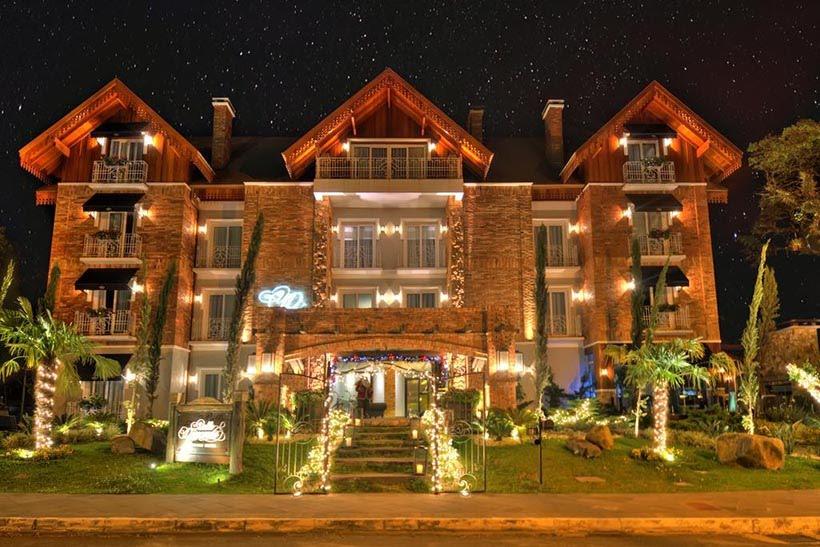 Valle D'incanto Midscale Hotel - Gramado - RS - Gramado e Campos do Jordão têm os melhores hotéis do Brasil
