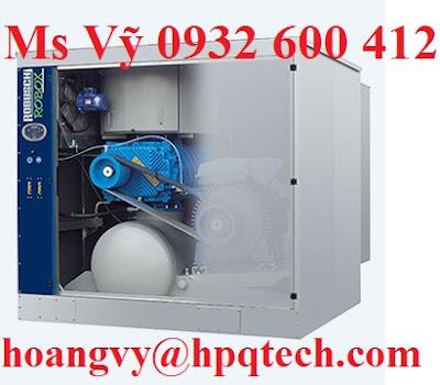 Máy thổi khí Robuschi - Đại lý phân phối chính thức tại Việt Nam