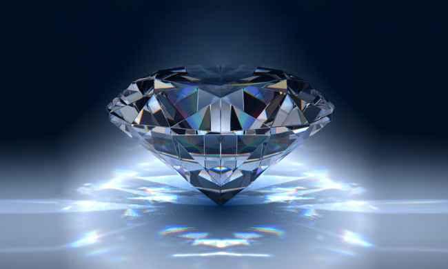 Bedakan Berlian Asli dan Palsu