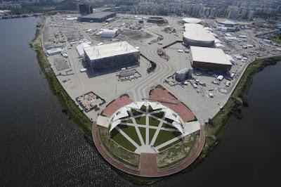 Images of Venues at Rio de Janeiro