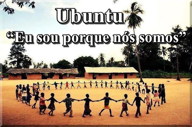 Resultado de imagem para ubuntu sociedade africana