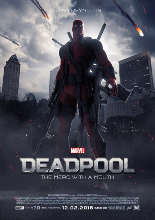 Deadpool 2016 Movie Free Download - Watch Online HD