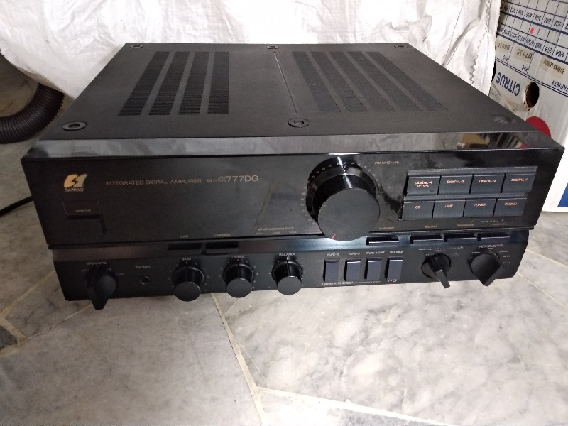 (not available) Sansui AU-alpha 777DG Integrated DAC Amp IMG_20180729_183907_HHT-800x600