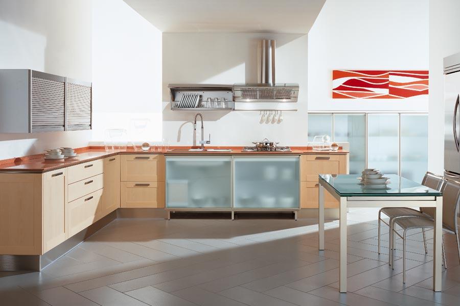 Cocinas cl sicas pero muy contempor neas cocinas con - Cocinas contemporaneas ...