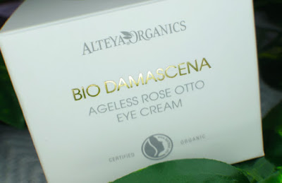 Alteya Organics Bio Damascena Organic Rose Otto Eye Cream