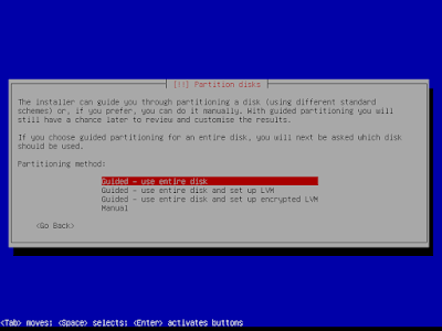 Cara Instal linux Debian