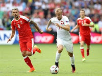 Swiss vs Polandia 4-5 (1-1) Video Gol & Highlights