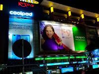Foto OPPO F9 kelihatan jelas di MTC Kota Makassar