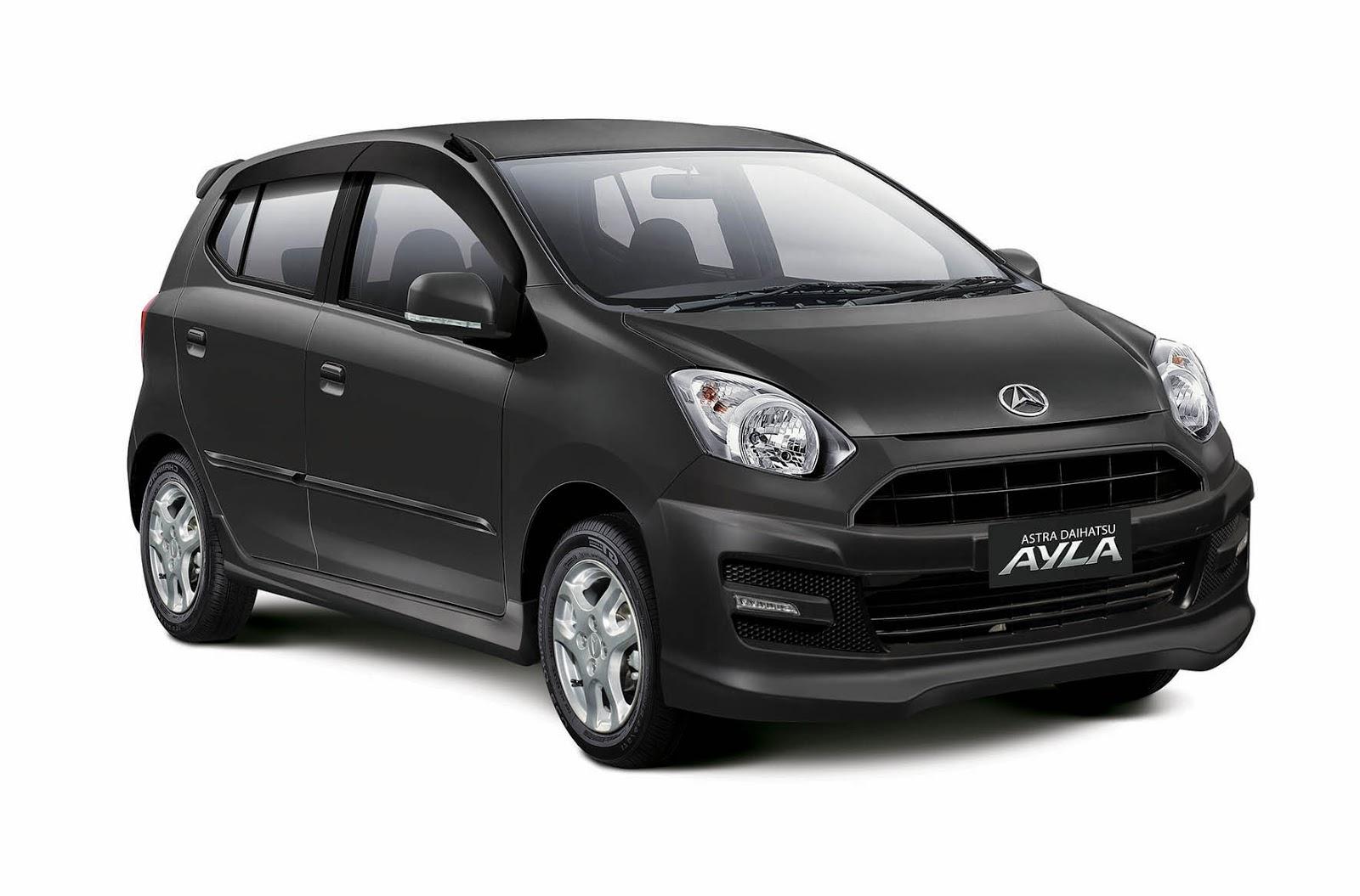 Spesifikasi dan Harga Daihatsu Ayla SPK Daihatsu